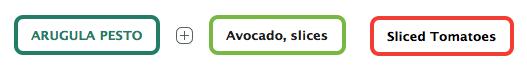 Arugula Pesto w Avocado Tom-png