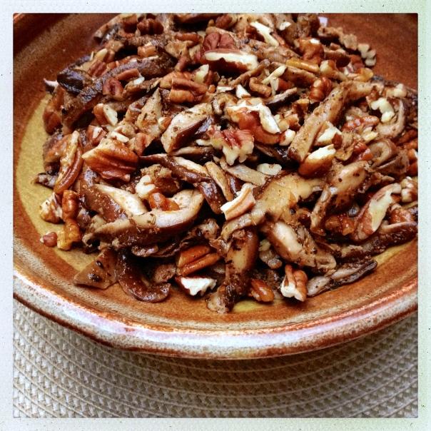 Looks Like Mushrooms, Tastes Like Sausage