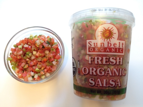 Fresh Organic Salsa (Sunbelt) from Costco