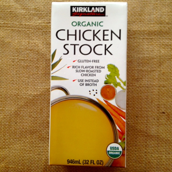 Kirkland Chicken Stock