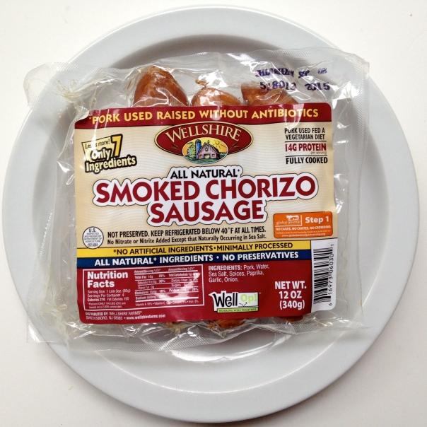Smoked Chorizo Sausage